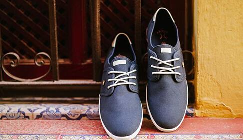 25 chaussures en toile parfaites pour le printemps